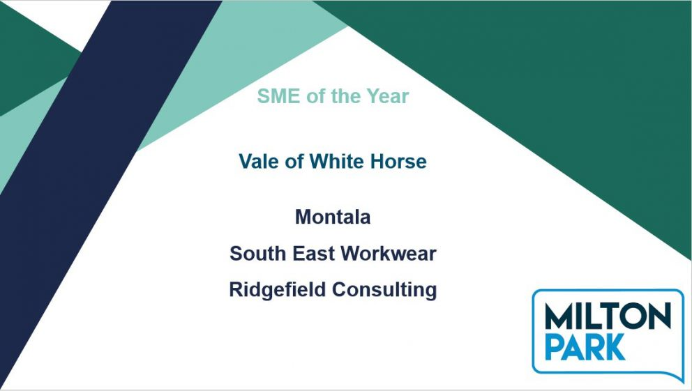 2019 SME Of The Year Award Finalists