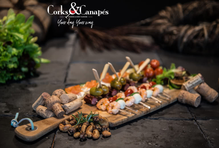 Corks And Canapes