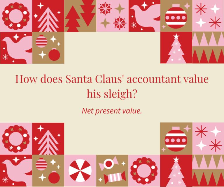 Santa Claus Sleigh Joke