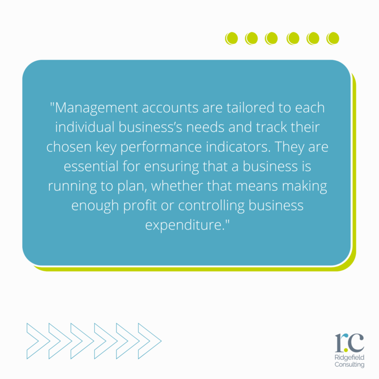 What are Management Accounts?